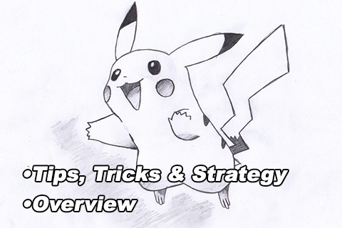 How to Draw Pikachu Pokemon