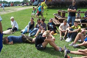Photo: Народ в ожидании