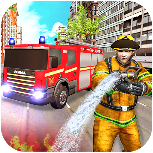 NY City Real FireFighter Sim 2017 - Rescue Mission (game)