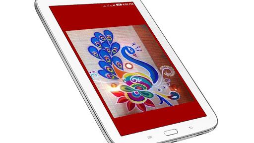 玩免費遊戲APP|下載Diwali Rangoli Designs Book app不用錢|硬是要APP