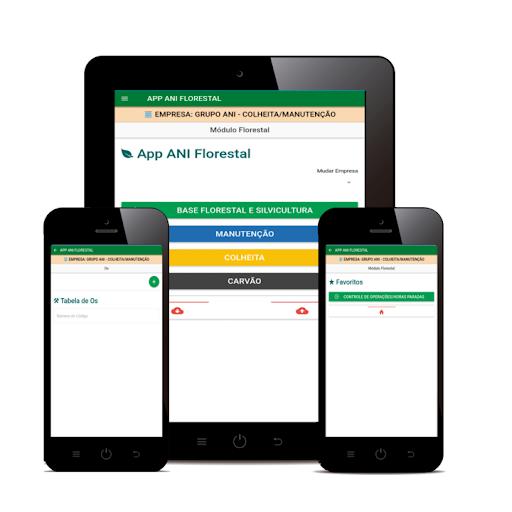 app sgi florestal - ani sistemas screenshot 2