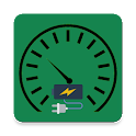 Battery Monitor: Ampere Meter icon