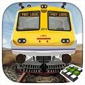 Indian Local Train Simulator icon