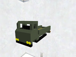 PMF military truck
