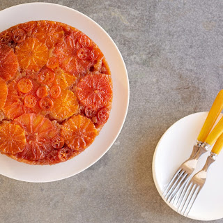 Citrus Upside-Down Cake