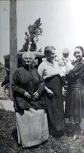 Photo: Sara Braunhart Bernstein, Ernestine Bernstein Heyman, Robert Marks, Celia Heyman Marks
