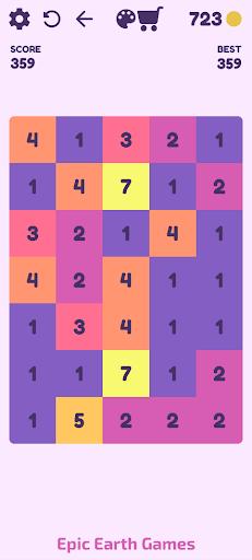 Puzzle Blocks - 6 in 1 - Number Merge Game screenshot 3