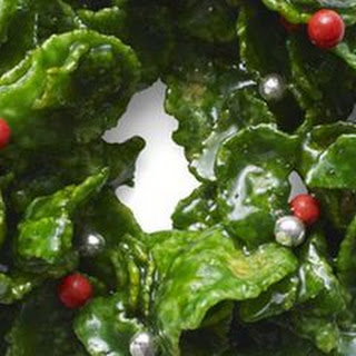 Crispy Cornflake Wreaths.