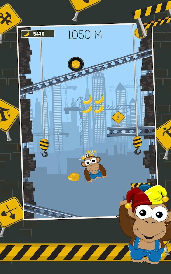 Kong Jump- screenshot