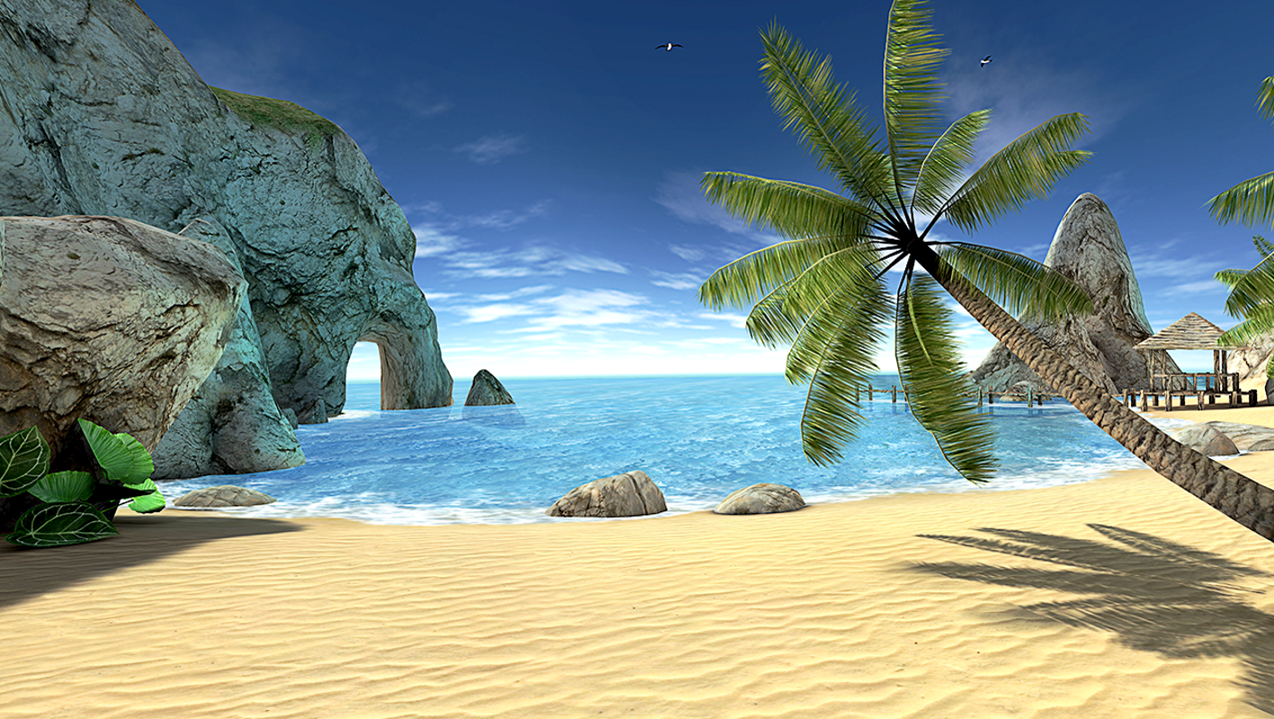 Beach Perfect Beach Vr Docomo Android Apps On Google Play