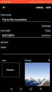 Download How much time? (Days and time counter) For PC Windows and Mac apk screenshot 4