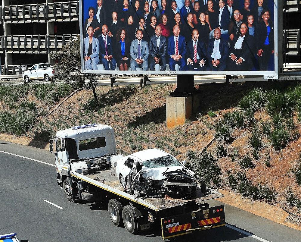 Watson-ongeluk: kringtelevisie, spoedkameras, selfoontorings sal die waarheid onthul - TimesLIVE