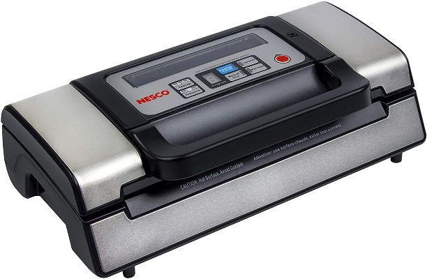 NESCO VS-12, Deluxe Best Food Vacuum Sealer