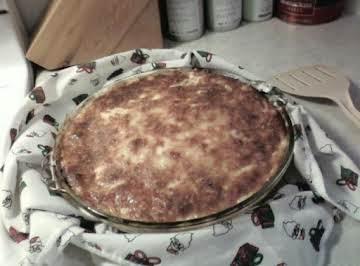 Barb's Crustless Quiche Recipe