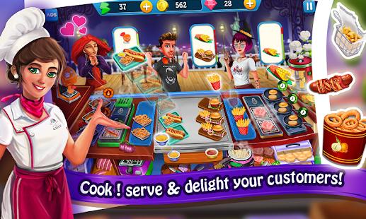 Download Cooking venture - Restaurant Kitchen Game For PC Windows and Mac apk screenshot 3