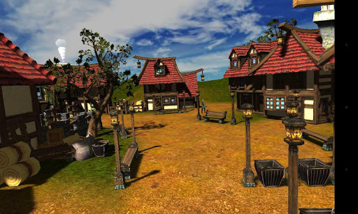 Village for Google Cardboard Screenshot