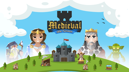 Medieval: Idle Tycoon - Idle Clicker Tycoon Game screenshots 1