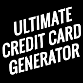 Credit Card Generator Ultimate
