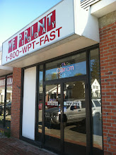 Photo: We Print Today in Kingston, MA proudly displaying their BBB Accreditation