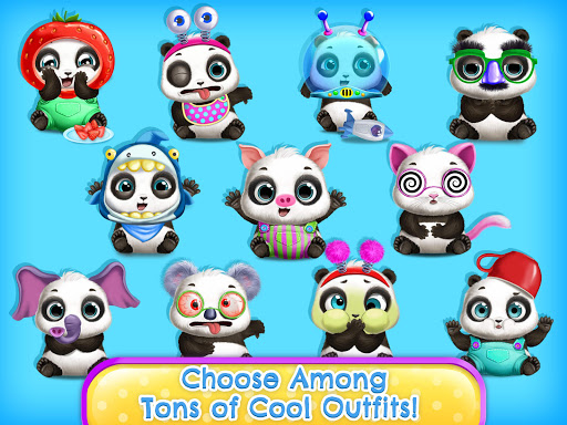 Panda Lu & Friends - Playground Fun with Baby Pets apkmr screenshots 14