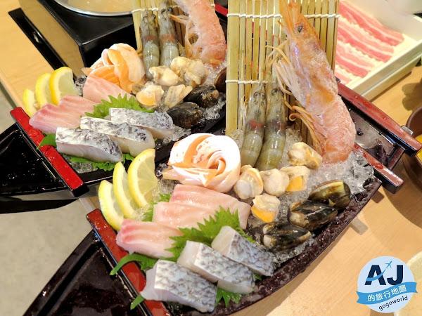 SHABUSATO 涮鍋里 主打健康養生食材&高品質海鮮肉類 多種獨特湯底可供選擇 自助式吃到飽非常划算