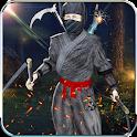 Ninja Fight Kung Fu Shadow Assassin Samurai Games icon