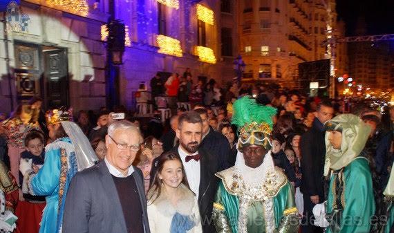 Gran Cabalgata de Reyes con un recorrido más amplio.