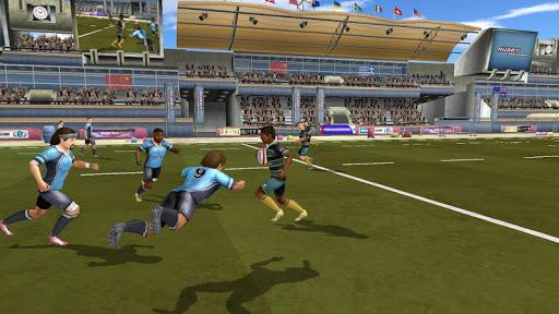 Rugby: Hard Runner 1.1 screenshots 1