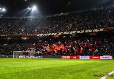 Comme Francfort au Standard, l'Ajax sans supporters à Chelsea