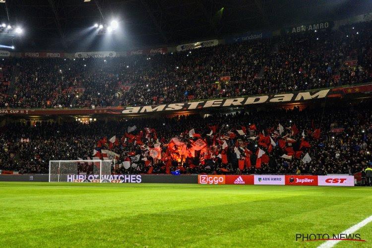 Le public de retour en fin de saison aux Pays-Bas