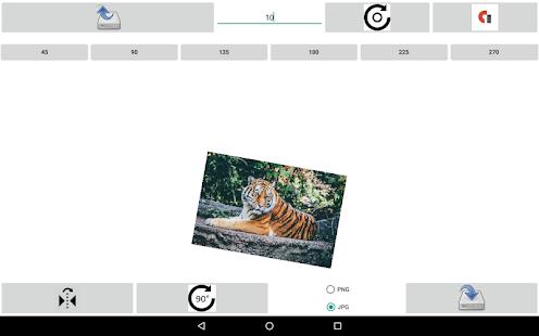 App 360 Image Rotator/ Picture Flipper / Photo Turner APK for Windows Phone