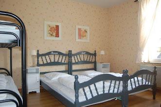 Photo: Vierpersoons slaapkamer