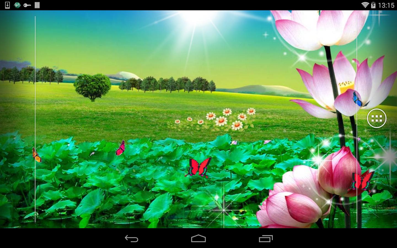 Teratai Yang Indah Wallpaper Apl Android Di Google Play