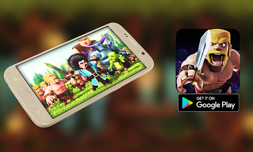 Clash of epic Clans - náhled