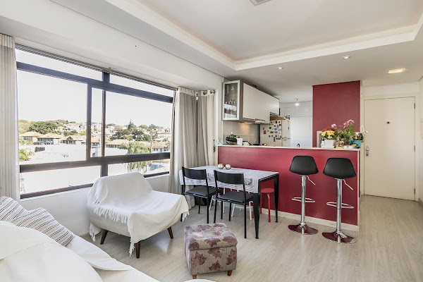 Apartamento Residencial à venda, Boa Vista, Porto Alegre 47m²