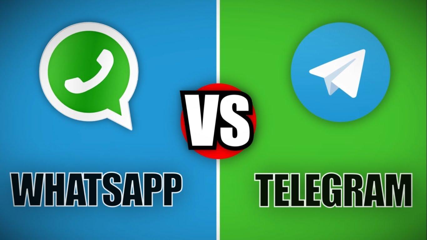 WhatsApp VS Telegram : Quale scegliere? Qual è il migliore?