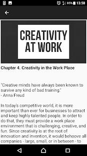 Creative Mindset Guide - náhled