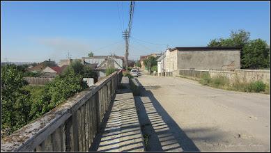 Photo: Pod si Str. Panait Cerna - peste Str. Funicularului  -  2017.07.18