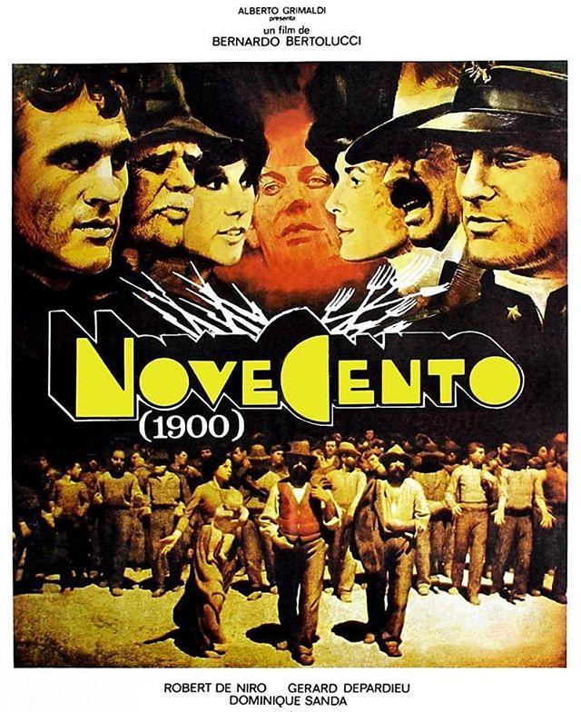 1900. Novecento (1976, Bernardo Bertolucci)