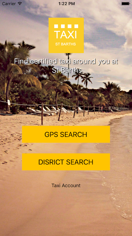Saint Barts Taxi (St Barth)- screenshot