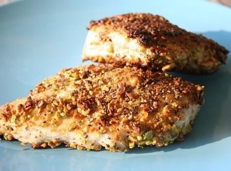 Pistachio-crusted Chicken Tenders Recipe