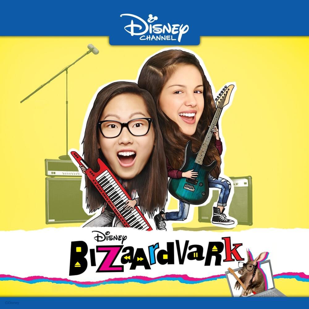Olivia Rodrigo and Madison hu Bizaardvark
