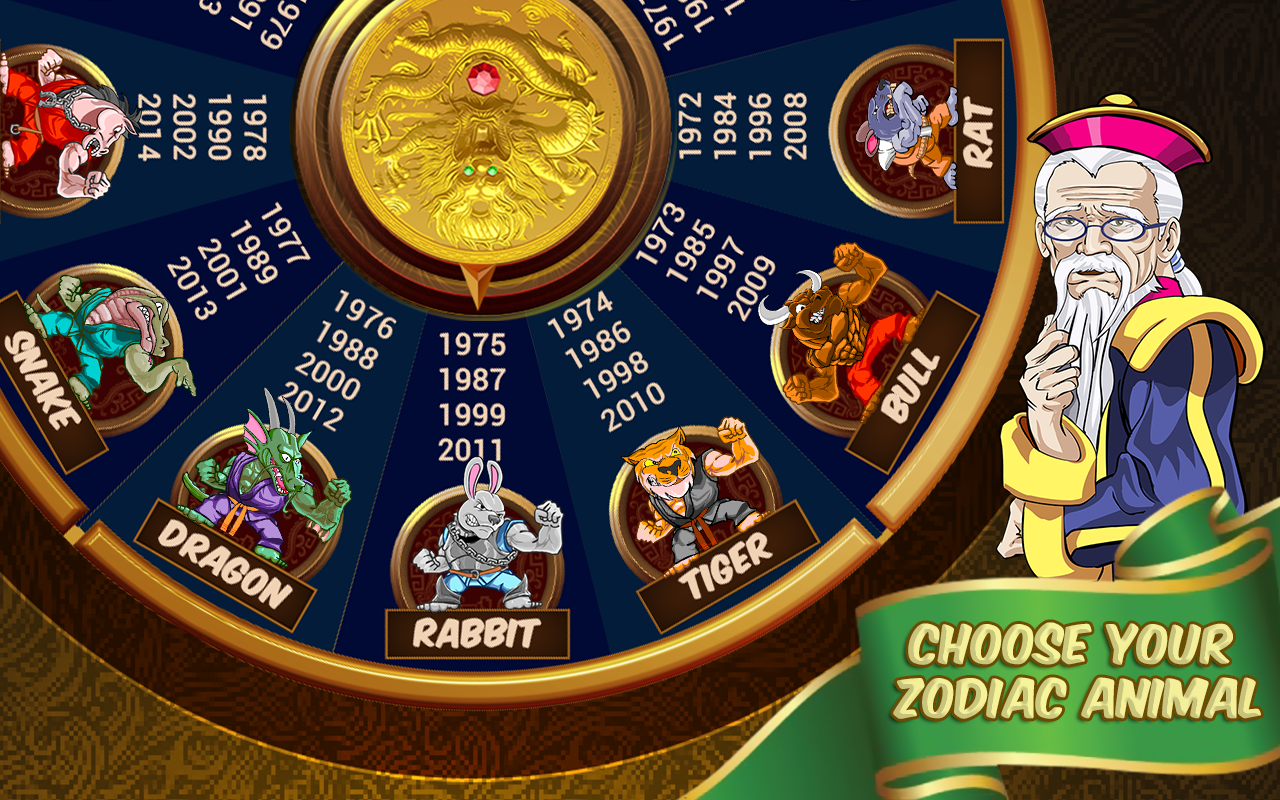 Zodiac Brawlers: Gem Puzzler- screenshot