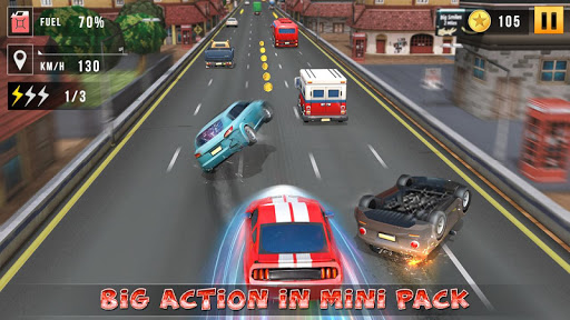 Mini Car Race Legends - 3d Racing Car Games 2020 apkpoly screenshots 8