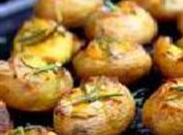Rosemary Potatoes, Italian Style Recipe
