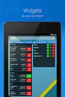 Screenshot of Ticker : Stocks Portfolio Mgr