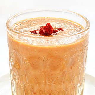 Goji Berry Smoothie.