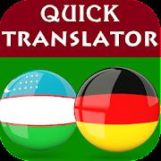 Uzbek German Translator