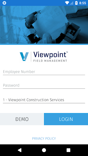 Screenshot for Viewpoint Field Management™ in United States Play Store