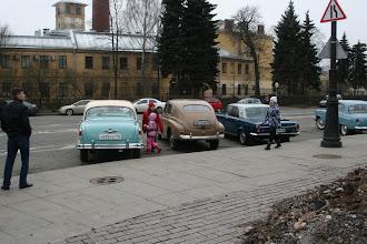 Photo: GAZ family: M21, M20, M24